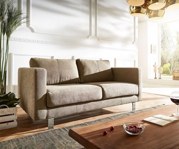 2 sitzer baracca 160x95 cm braun bauhausstil mit kissen. Black Bedroom Furniture Sets. Home Design Ideas