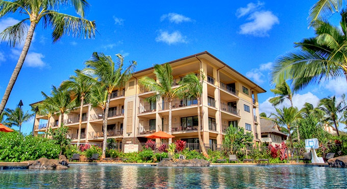 Koloa Landing at Poipu Beach Wyndham Grand Resort Kauai