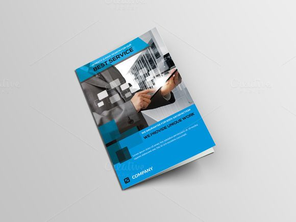 97 Best Corporate Brochure Template Images On Pinterest Bootstrap
