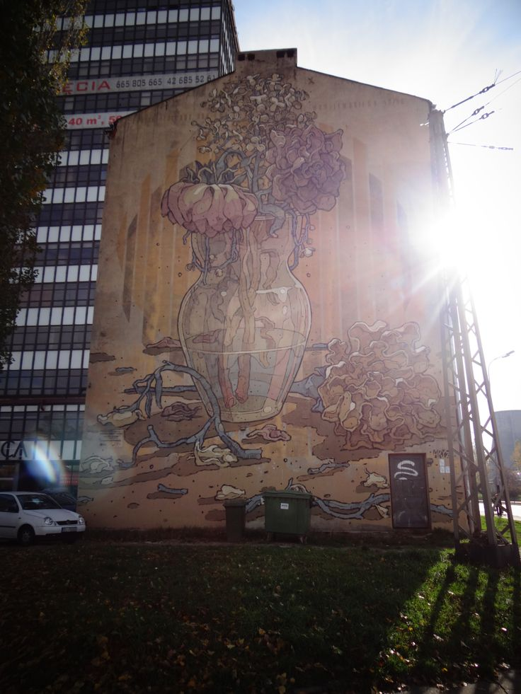 street art author:ARYZ