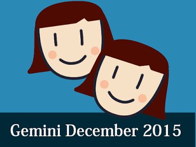 Your Daily, Weekly, Monthly Horoscope Forecast 2016 Susan Miller: Gemini Horoscope Forecast December 2015