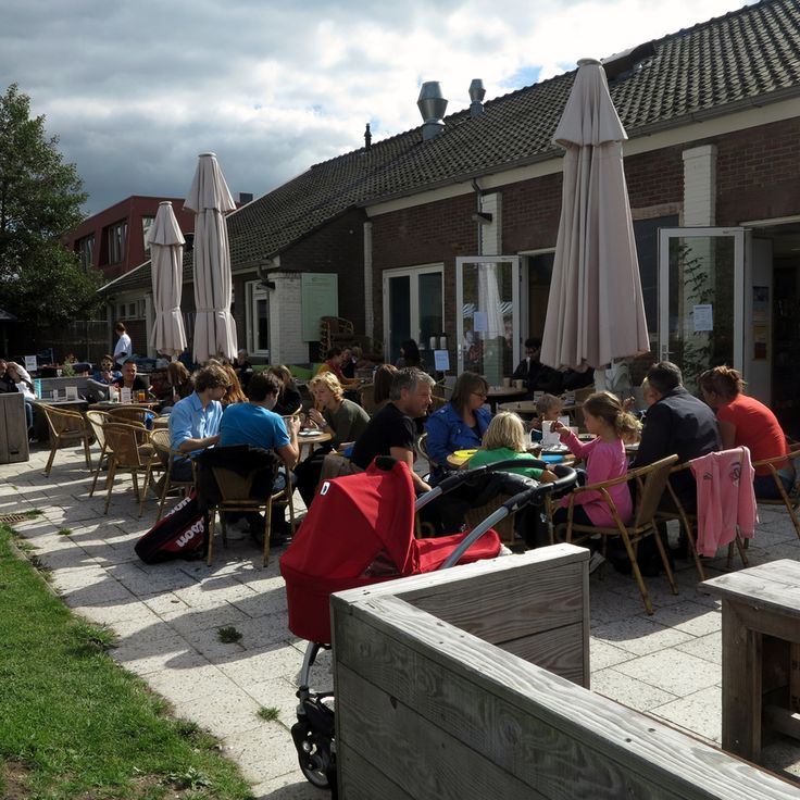 Moestuin Utrecht