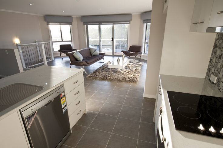 Sorrento Display Home at Hackham - Kitchen  http://sa.rivergumhomes.com.au/home-designs/sorrento