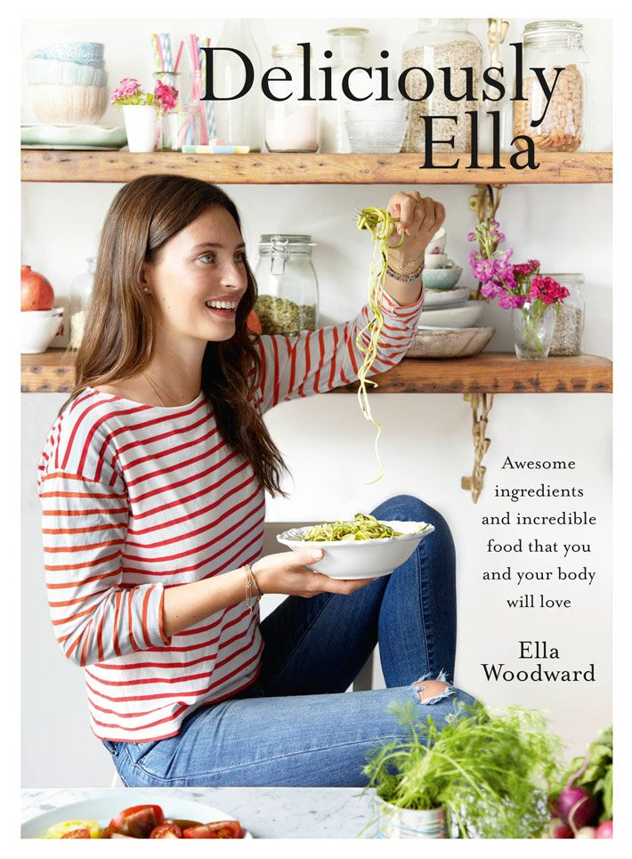 Deliciously Ella recepies.  Whole, plant-based foods!