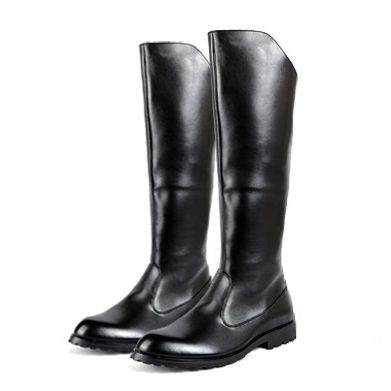 Like and Share if you want this  Free shipping Spring/Autumn men's Flat honor guard parade Riding boots fashion Knee High boots for men   Tag a friend who would love this!   FREE Shipping Worldwide   Buy one here---> https://highnoonmarket.fun/free-shipping-springautumn-mens-flat-honor-guard-parade-riding-boots-fashion-knee-high-boots-for-men/