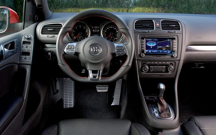 Ultra HD vw golf GTI 580 1920×1200