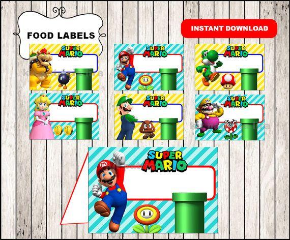 Super Mario Maker Arts And Crafts