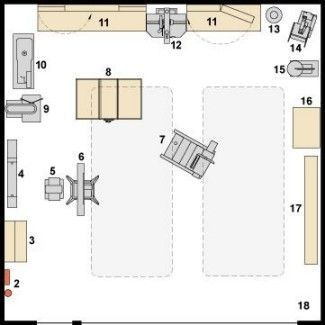 21 best woodshop plans images on pinterest garage for Online garage design tool