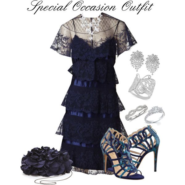 """""""Special Occasion Outfit"""" by mozeemo on Polyvore"""
