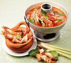 世界三大スープ トムヤムクン