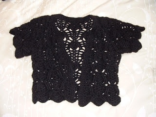 FREE CROCHET PATTERNS BOLERO | Crochet For Beginners... If I could make these ... Jc penny would go out of business lol