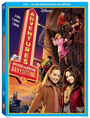 New Age Mama: Adventures in Babysitting on DVD June 28th!