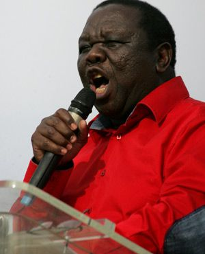 Zimbabwe Prime Minister Morgan Tsvangirai. (File, AFP)