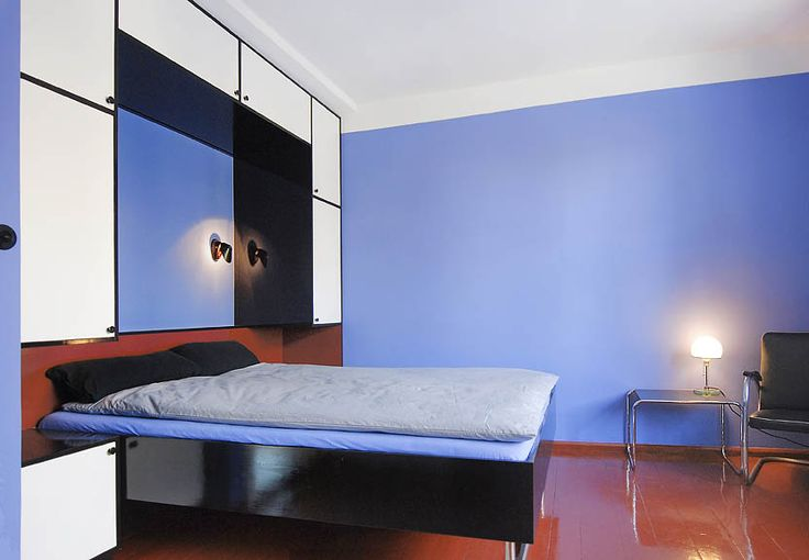 TAUTS HOME Berlin accommodation with original 1920s splendor by famous German architect Bruno Taut ...
