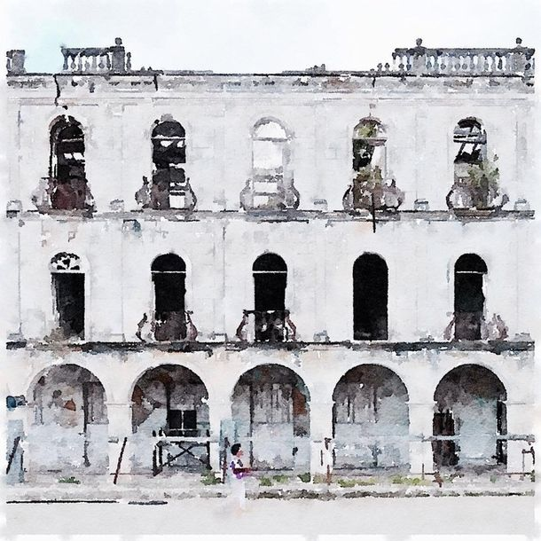 Гавана, Куба.