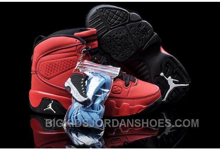 http://www.bigkidsjordanshoes.com/online-deal-nike-air-jordan-9-kids-red-black.html ONLINE DEAL NIKE AIR JORDAN 9 KIDS RED BLACK : $85.00