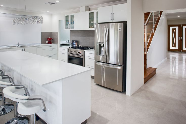 Client Built Home - Kitchen Perth Home Builders perthhomebuilders.net.au