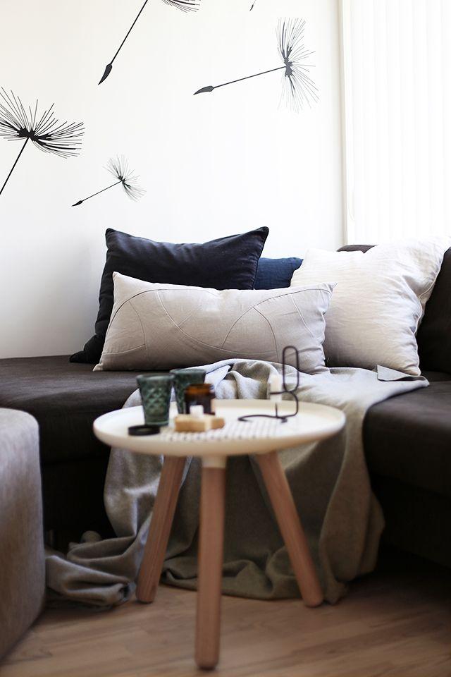 Flow cushions.