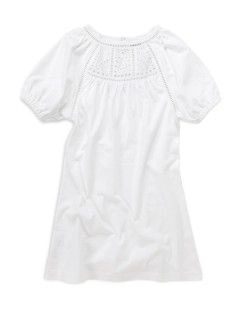 Broderie Dress - for Camilla - size 2