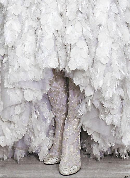 Chanelhaute couture s/s 2013