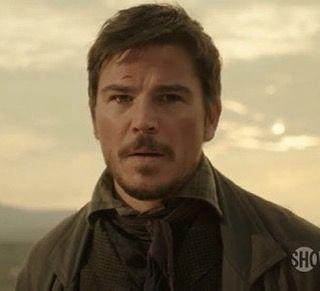 Josh Hartnett as Ethan Chandler (screen shot from new behind the scenes video of…
