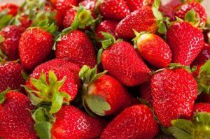 This is a guide about selecting good strawberries. Selecting the best ripe strawberries will ensure they are eaten up quickly.