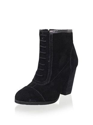 Kelsi Dagger Women's Jadore High Heel Ankle Boot (Black)
