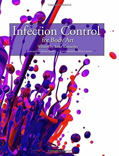 Infection Control for Body Art: This book covers OSHA bloodborne pathogens requirements for body artists. Includes easy instructions and sample forms ... up, and maintenance of a body art facility. - http://www.yourdreamtattoos.com/infection-control-for-body-art-this-book-covers-osha-bloodborne-pathogens-requirements-for-body-artists-includes-easy-instructions-and-sample-forms-up-and-maintenance-of-a-body-art-facility/?utm_source=PN&utm_medium=http%3A%2F%2Fwww.pinterest.com%2