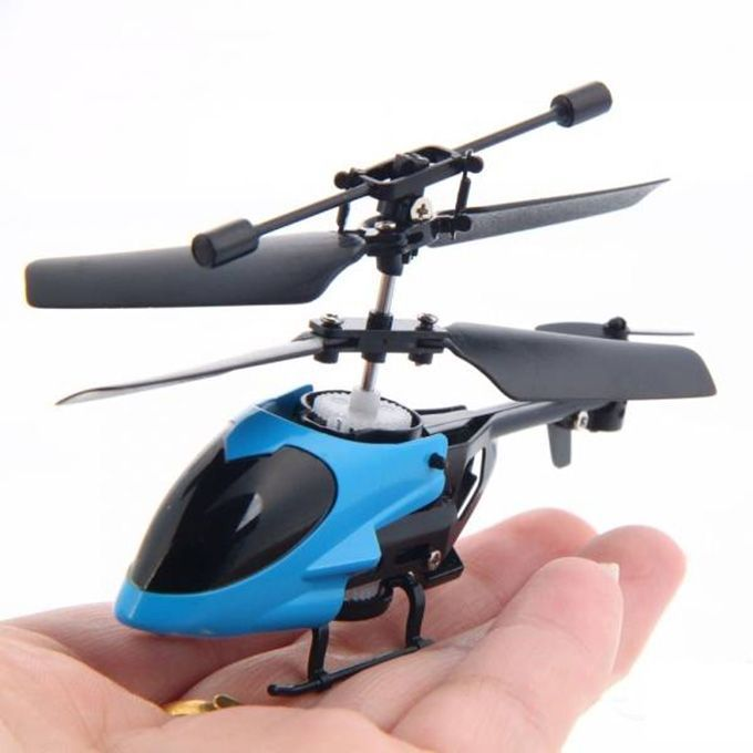3.5CH ABS Super Mini Infrared Remote Control RC Drone Helicopter W//Gyroscope Red