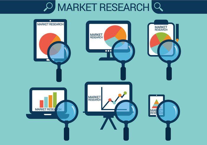 Market Research Vectors