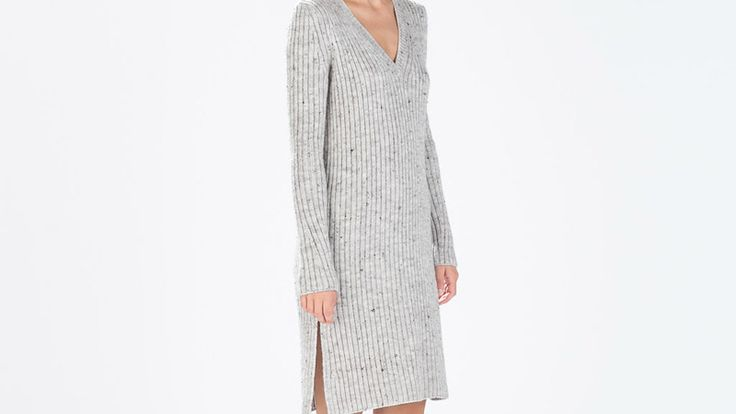 10+Cheap+Sweater+Dresses+That+Look+Anything+But+|+StyleCaster