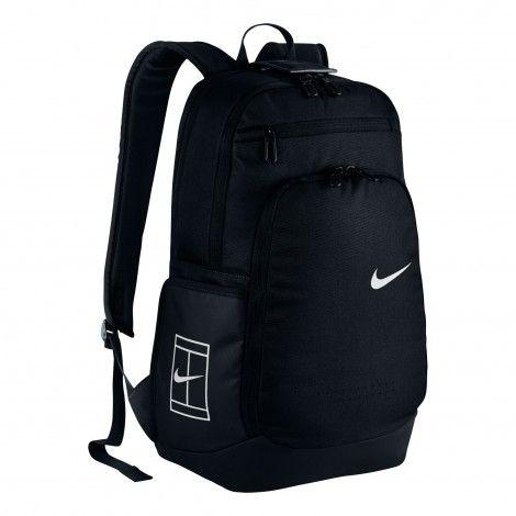 #Nike Court Tech 2.0 Backpack #tennistas black