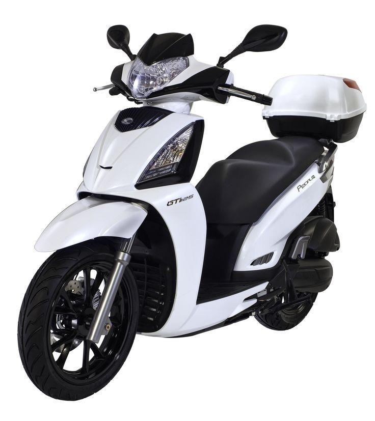 esprit scooters | People GT Scooters acheter un scooter neuf ou occasion à Sanary-sur ...