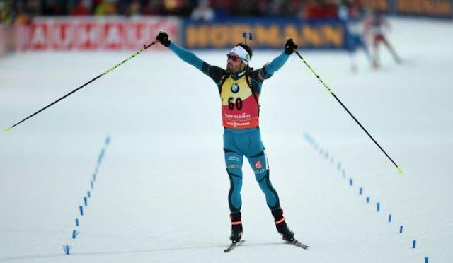 ☆KAB SPORT: 🇫🇷❄🎿Coupe du monde de biathlon : Martin Fourcad...