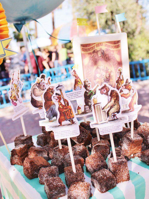 disneyland birthday party