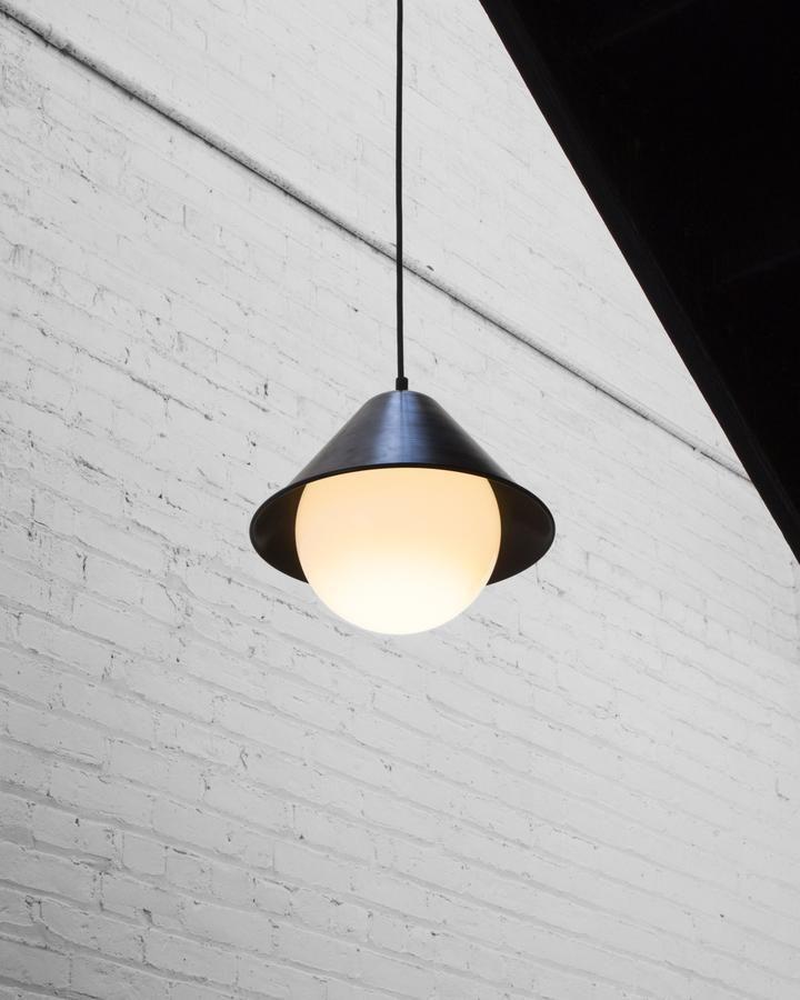 Tipi Orb Pendant Glass Diffuser Glass Shades Light Fixtures