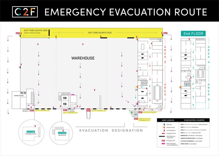 24 best Evacuation Map images on Pinterest Maps and Plants - evacuation plan templates