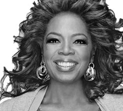 """Oprah Winfrey - """"The biggest adventure you can take is to live the life of your dreams."""""""
