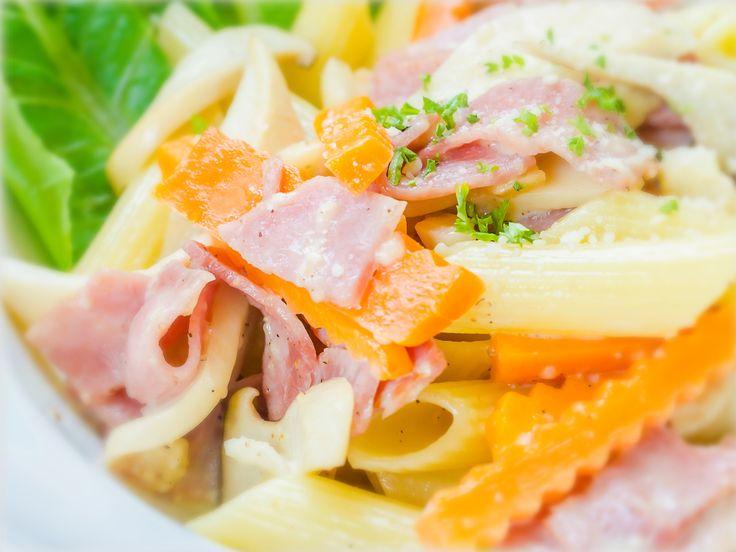 Savoury Pasta Salad