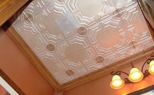 Styropor Deckenplatten Originelle Und Erschwingliche Ideen Fur Die Deckengestaltung Deckenarchitektur Styropor Deckengestaltung