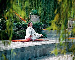 Meditation  http://www.healthandfitnesstravel.com.au/yoga-holidays