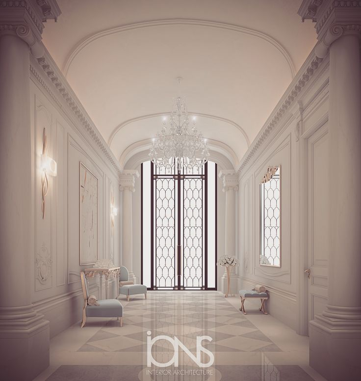 Top Interior Design Firm In Dubai: 20 Best Luxury Entrance Lobby Designs- By IONS DESIGN