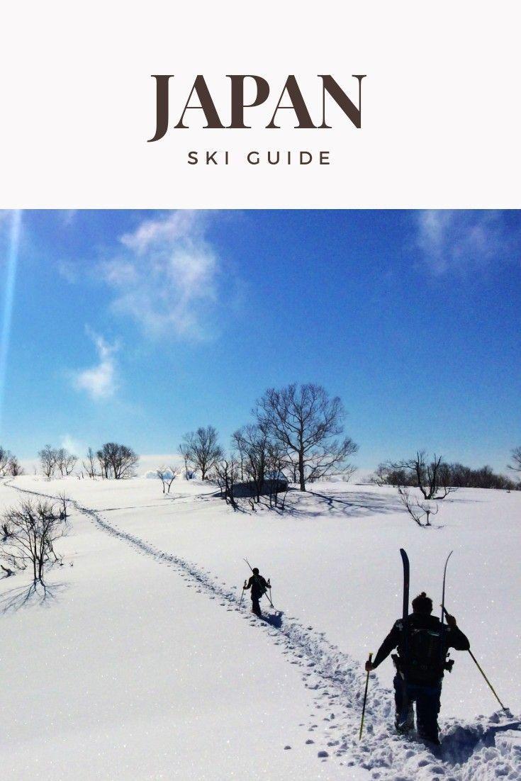 Niigata Ski Resorts The Best Resorts To Ski In Japan Asia Undiscovered Skiing In Japan Travel Destinations Asia Asia Travel