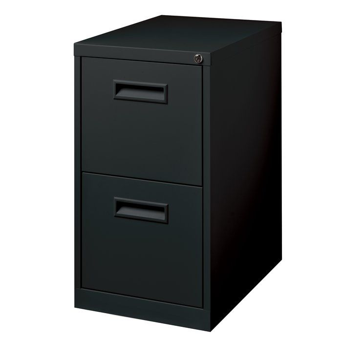 2 Drawer Mobile Pedestal File