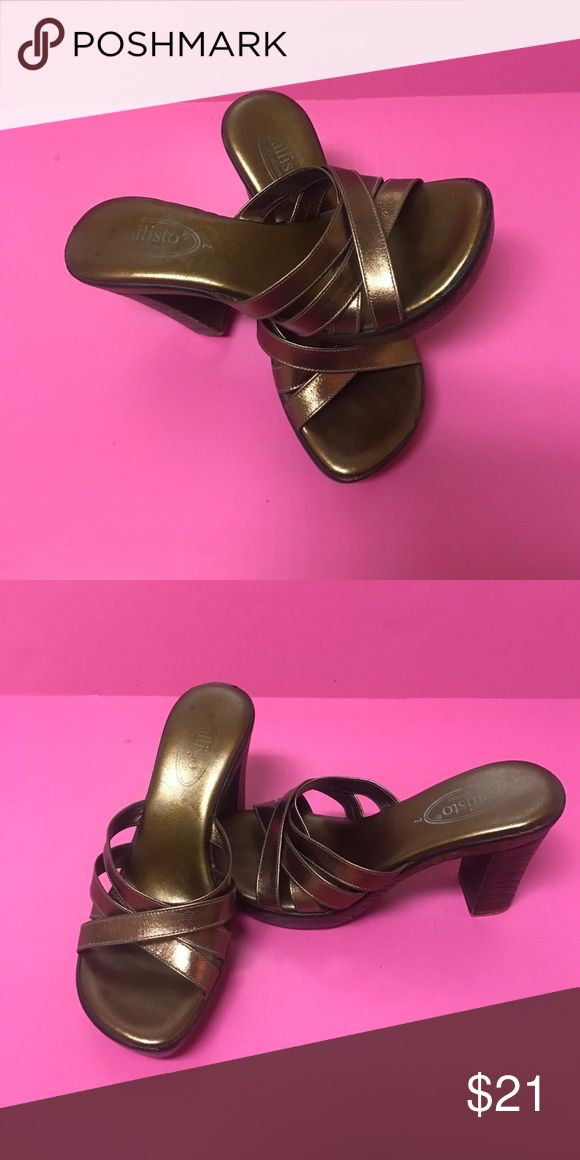 VERY LIGHTLY WORN STUNNING CALLISTO HEELS SIZE 7! These are so cute for the upcoming season! Great to wear with jeans, a dress, skirt, shorts anything. Callisto brand which is a great European brand! I always package my items with care and include a gift to make you smile! Callisto Shoes