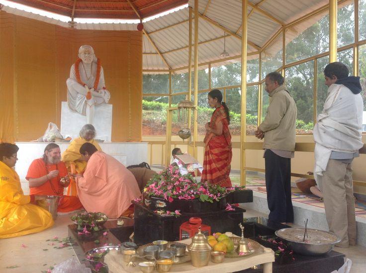 Shirdi Sai Baba Temple, Yedapally, Nilgiris