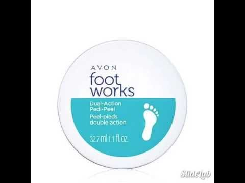 Avon Footworks! - YouTube