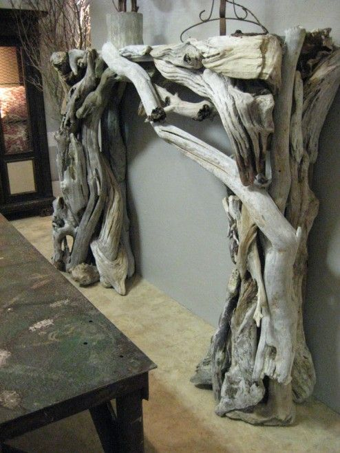 Decoration, Awesome Unique Driftwood Fireplace Mantels For Modern Electric  Fireplace With Driftwood Mantel Design Ideas - 8 Best Driftwood Mantels Images On Pinterest