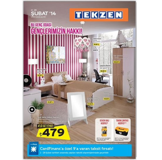 Şubat 2014 #Tekzen #ev #dekorasyon #home #house #decoration