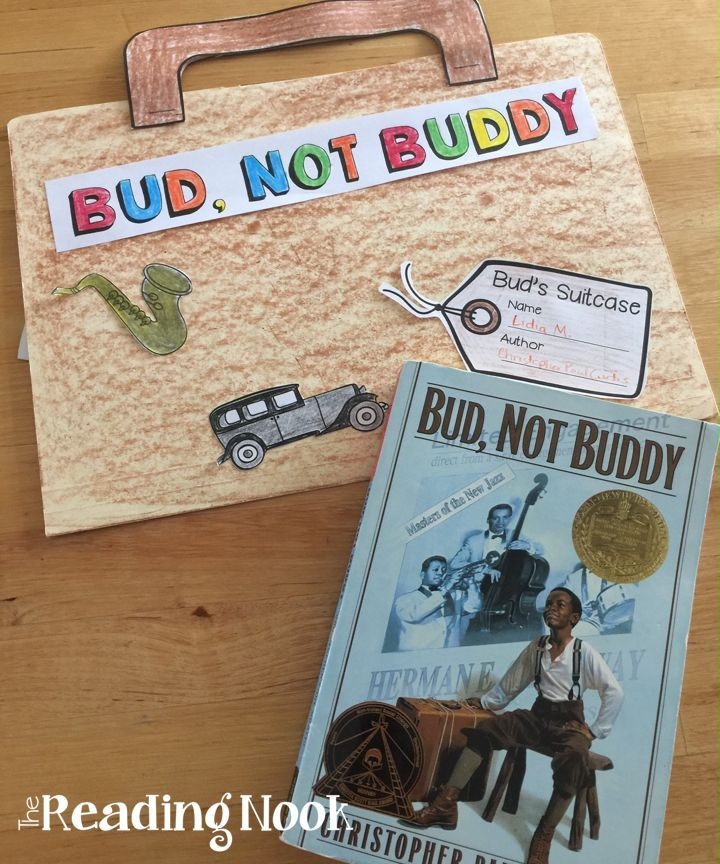 Bud Not Buddy Novel Study Kidlets Minds Pinterest Study